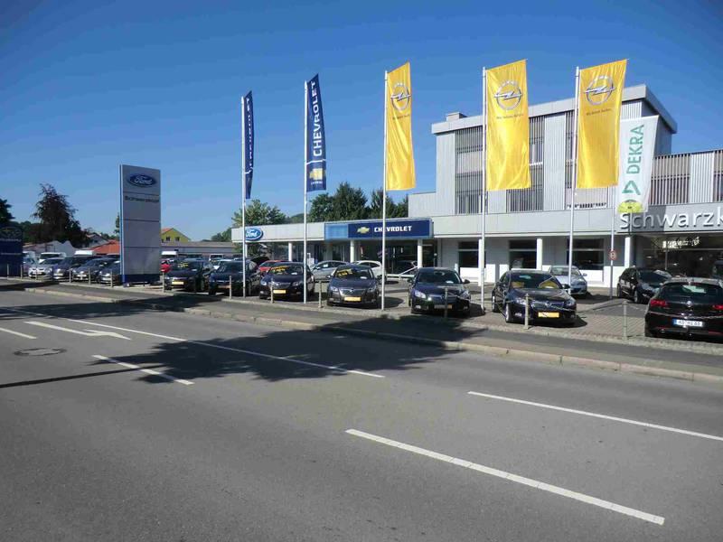Interview mit Herrn Kerres vom Autohaus Schwarzkopf